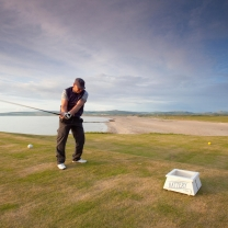 Scottish Island Golfing: Whisky and Wildlife