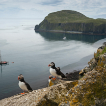 The Magical Outer Hebrides and Shiant Isles