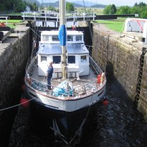 The Sea Lochs of Argyll & Crinan Canal Cruises
